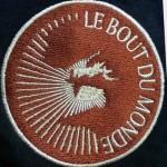 Broderie sur polo, Brasserie Le bout du monde à Terenez, près de Morlaix