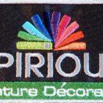 Broderie 12 couleurs de fil